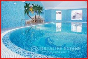 мозаичная плитка для бассейна