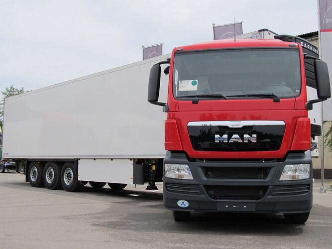 Как приобрести грузовик MAN в лизинг