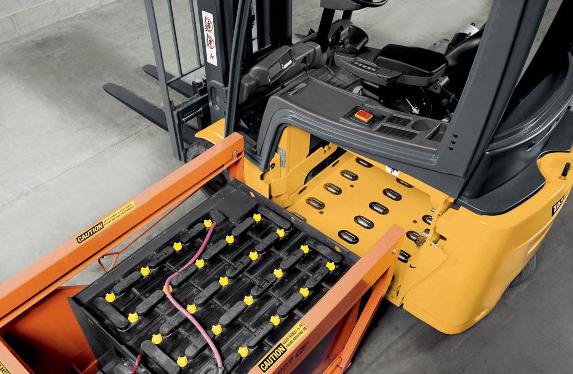 Тяговые аккумуляторные батареи - устройство и назначение