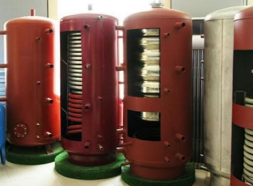 Теплоаккумулятор (буферная емкость) своими руками